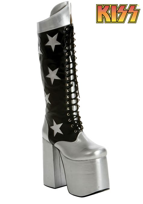 rock the nation starchild boots