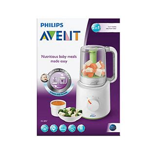 Avent 2 In 1 Steam Blender avent 2 in 1 combined steamer blender amcal