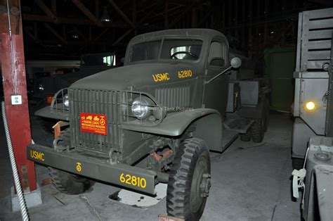 toadmans tank pictures  gmc cckw compressor truck