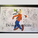 Goofy Pencil Drawing | 570 x 427 jpeg 71kB