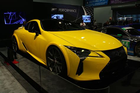 lexus sema 2016 world s first tuned lexus lc 500 debuts 187 autoguide com news