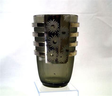 lambert deko glass vase val lambert deco glas vsl