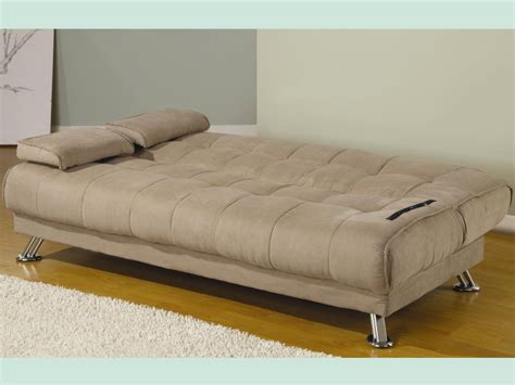 Microfiber Sofa Sleeper by Microfiber Sofa Sleeper 276 40 Caroline Two Tone