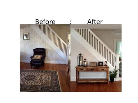 sherwin williams eider white foyer make removed wallpaper painted with sherwin