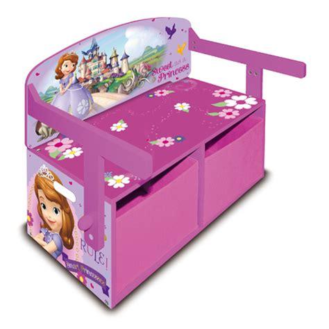 banco baul infantil banco baul infantil de madera princesa sof 205 a bancos