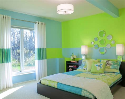 tiny house design ideas the dominant color green paint home design bedroom paint color shade ideas blue and