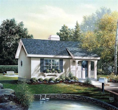 colonial cottage house plans cabin colonial cottage country ranch house plan 86955