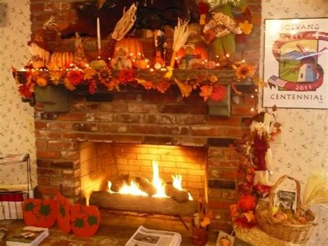 15 best autumn decorating tips and ideas freshome com 24 best thanksgiving fall fireplace ideas images on