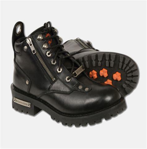 low top motorcycle shoes women s motorbike boots real leather low cut lace to toe