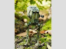 Bilder Bandai AT-ST 1:48 jungle camo – Modellbau & Dioramen Russian Wars
