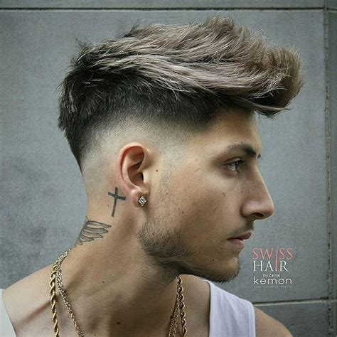 cool hairstyles  men mens hairstyle trends