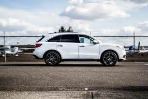Acura Vossen Gallery 2016 Acura Mdx On 22 Vossen Cvt Wheels Acura