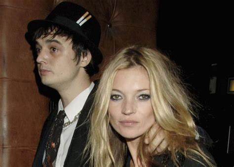 Is It True Kate Moss Married Pete Doherty by Kate Moss Set Pete Dohertys Teddy On When They