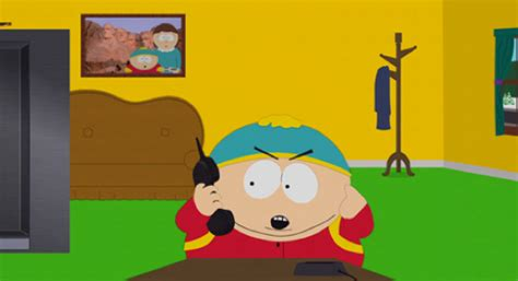 rooms to go southpark cartman security tv fanatic