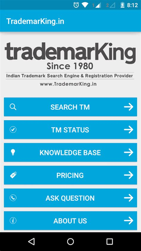 Search Engines India Indian Trademark Search Engine Android Apps On Play
