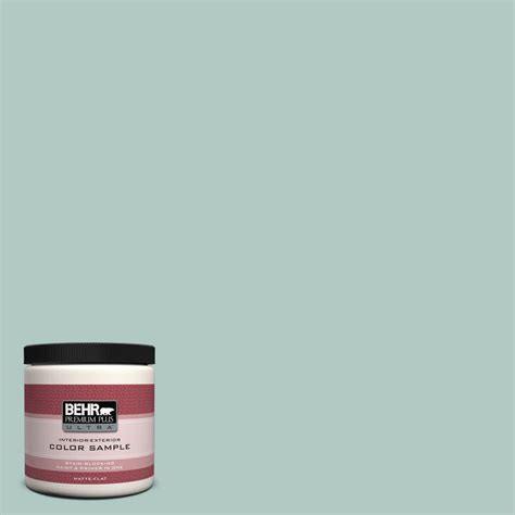 behr premium plus ultra 8 oz 480e 3 marina isle interior exterior paint sle 480e 3u the