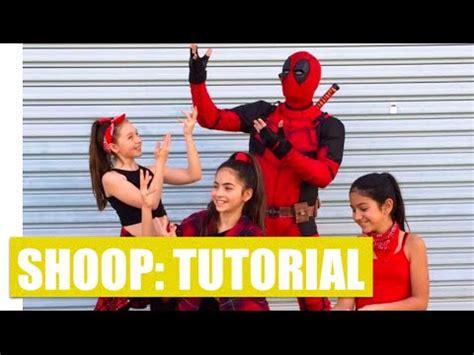 jayden rodrigues tutorial wiggle deadpool shoop salt n pepa dance tutorial 2 2 jayden