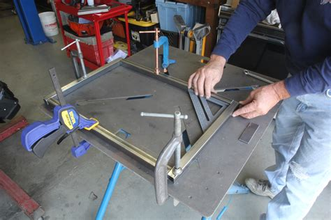 miller welding bench put your engine on a pedestal power performance news