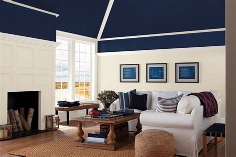 Navy Blue Ceiling by 17 Best Images About At Home Paint Collection On