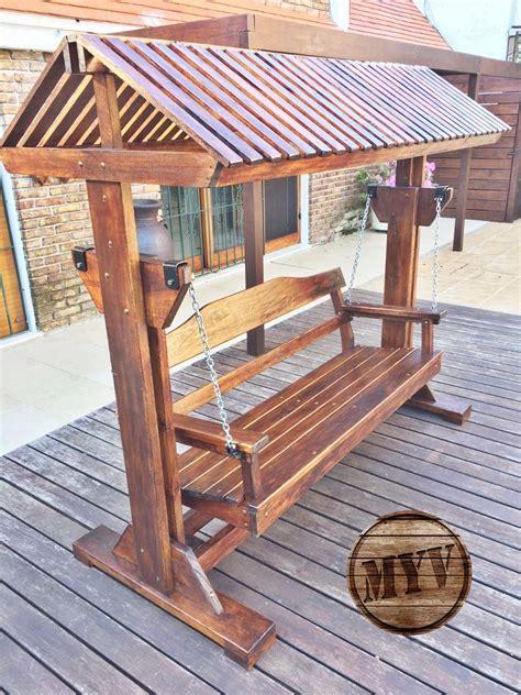 hamacas de madera hamacas decoraci 243 n jard 237 n en madera para exterior 18