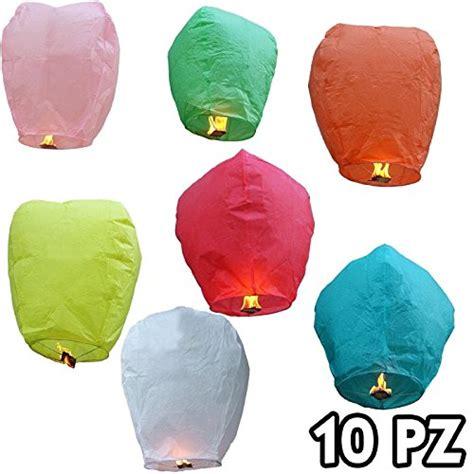 mini lanterne volanti sky lantern lanterna lanterne cinese volante mini