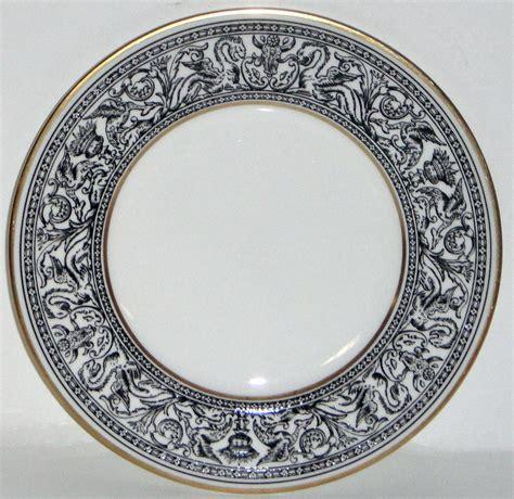wedgwood pattern finder wedgwood florentine black outlined dragons salad plate ebay