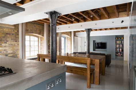 warehouse appartments 19th century warehouse apartment london docks