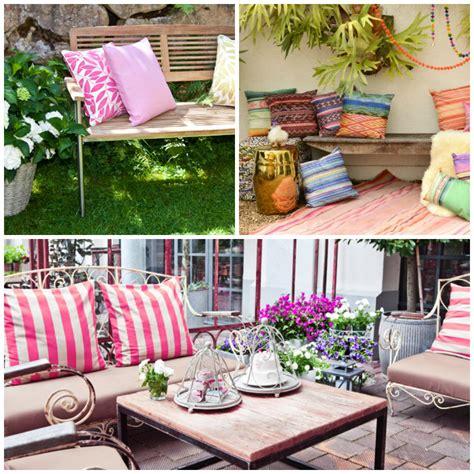 cuscini giardino westwing cuscini per sedie da esterno comfort outdoor