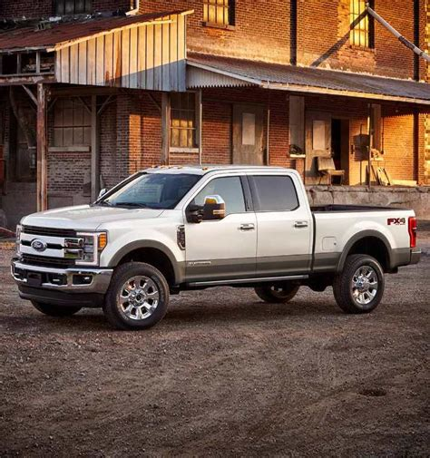 truck colors 2018 ford 174 duty 174 truck photos