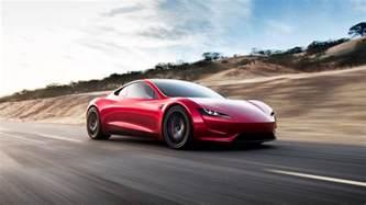 Citron Tesla Tesla D 233 Voile Nouveau Roadster Et Reprend Une Grosse