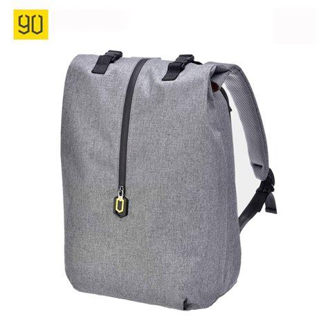 Turun Harga Backpack Xiaomi Mi Bag Blue 1 original xiaomi 90 leisure mi backpack 14 inches