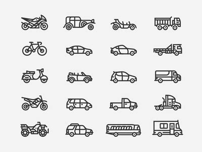 electric boat icon vehicle icons by daniel haire dribbble