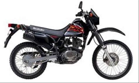Suzuki Dr 150 Top 10 Używanych Motocykli Na Prawo Jazdy B