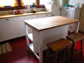 How To Build A Movable Kitchen Island Pin キッチンアイランドカウンター On Pinterest