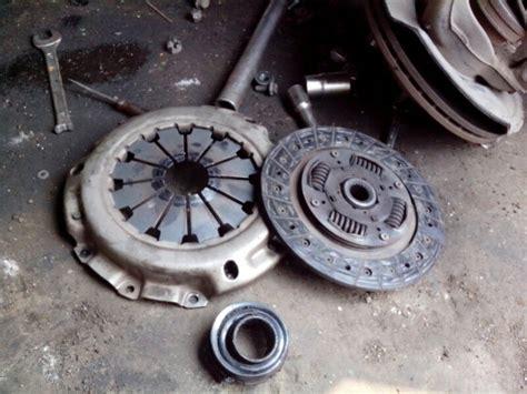 Plat Kopling Mobil Timor ganti kopling set dan dek laher next g setelah tidak bisa