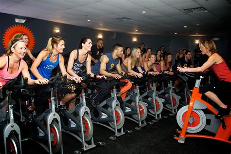 desk for indoor cycling workout of the week indoor cycling at joyride studios