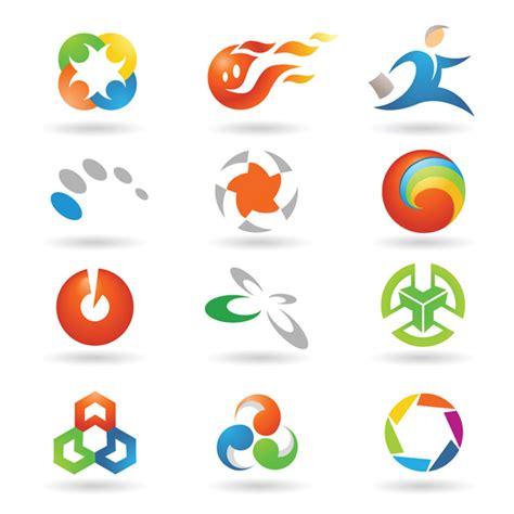 logo design vector graphics variety of vector graphics logo free vector 4vector