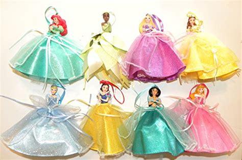 disneyland disney world wdw parks set all 8 2014 princess doll evening tuile gown dress ariel