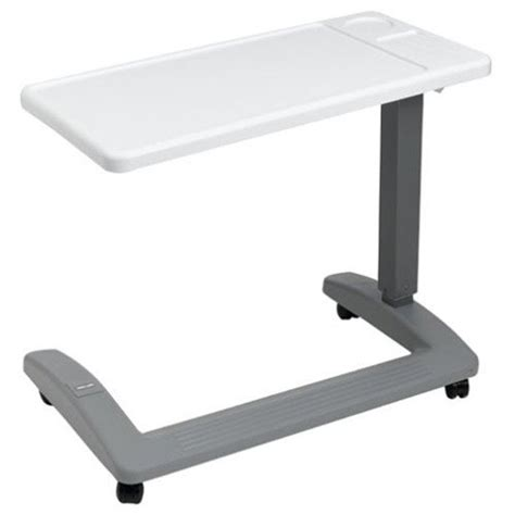 adjustable bed table wheelchair table over bed table adjustable bedside table