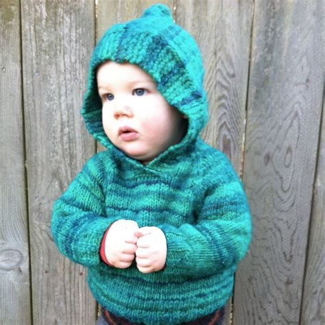 baby hoodie knitting pattern free 17 best images about toddlers hoodies free knitting