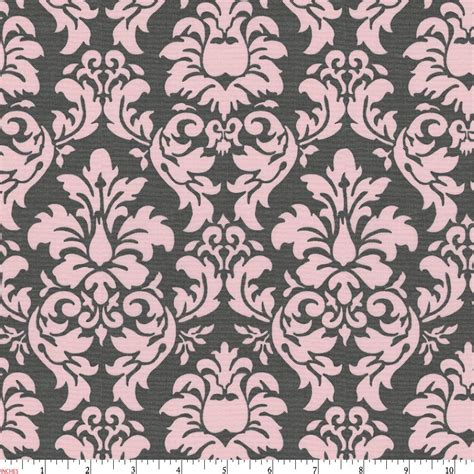 grey damask pattern fabrics premium fabric by the yard at carousel designs