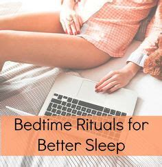 7 Bedtime Rituals To Help You Sleep Better by Progress Tracker Printable Measurements