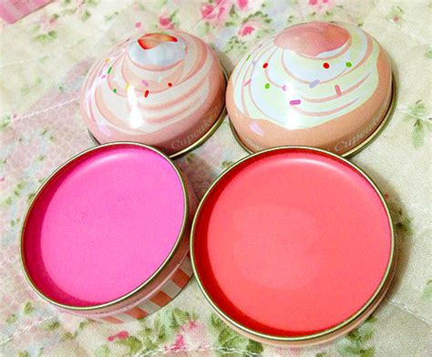 Etude House Sweet Recipe Cupcake All Color pink jjang etude house sweet recipe cupcake all color pk002 or202 review