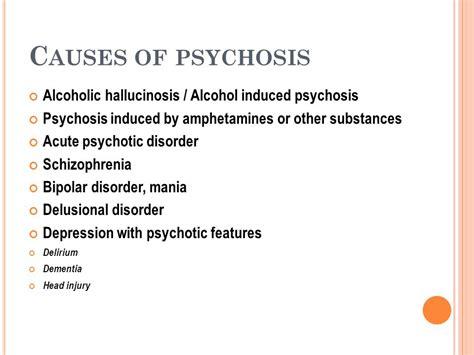 Hetamine Psychosis by Psychotic Disorders Ppt