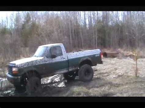 ford  playing   mud youtube