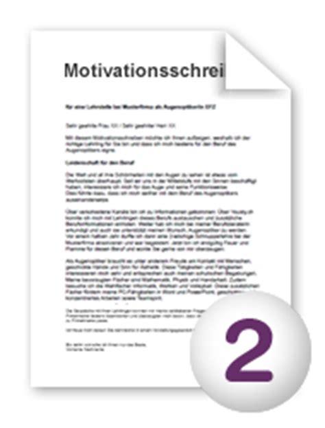 Bewerbungsschreiben Yousty Motivationsschreiben Wie Mache Ich Es Richtig