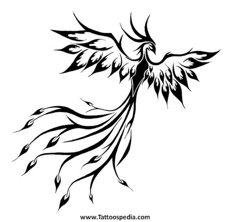 phoenix tattoo represents what does a phoenix tattoo symbolize 3