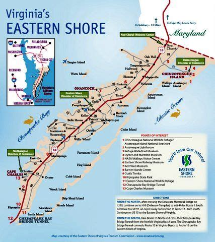 map of maryland eastern shore and delaware eastern shore of virginia map of the eastern shore of