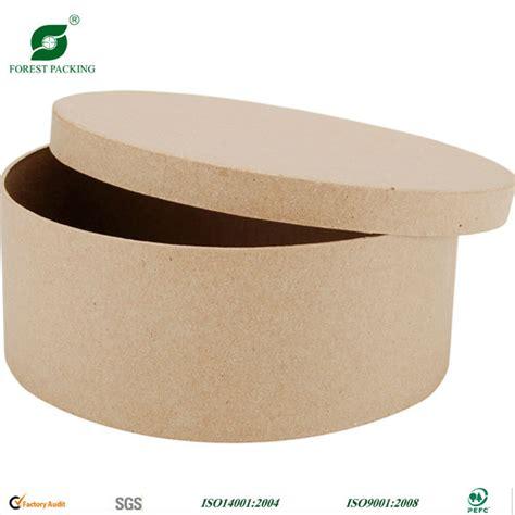 round paper mache craft box gift box buy paper mache