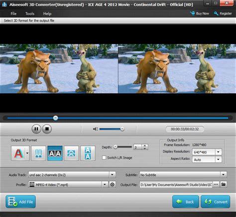 3d free software aiseesoft 3d converter free and software reviews cnet